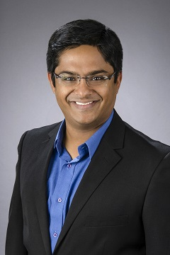 Portrait of Karthik Muralidharan